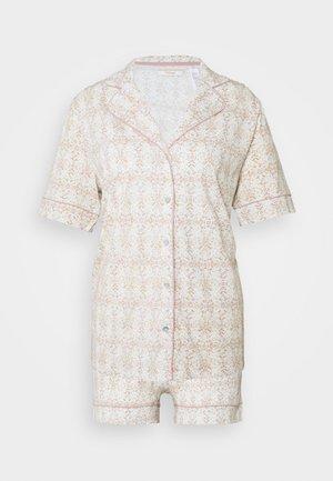 BOYFRIEND SET - Pyjama - turquoise