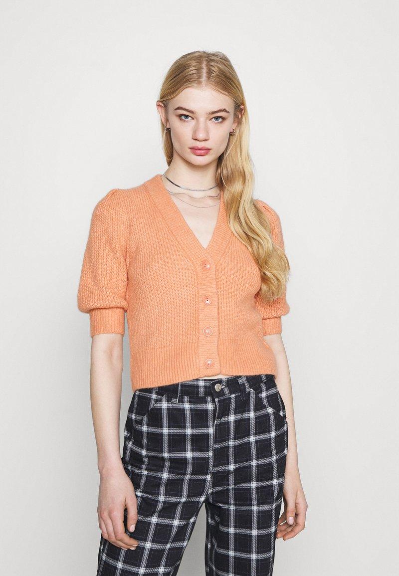 Monki - Cardigan - orange medium dusty