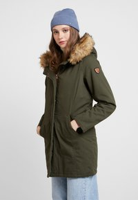 ONLY - ONLMANDY - Parkas - forest night - 0