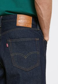 Levi's® - STAY LOOSE TAPER CROP - Jeans baggy - row rinse - 6