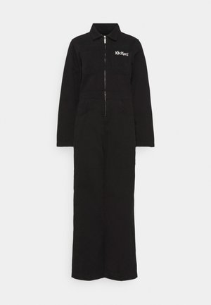 DRILL BOILERSUIT - Overall / Jumpsuit /Buksedragter - black