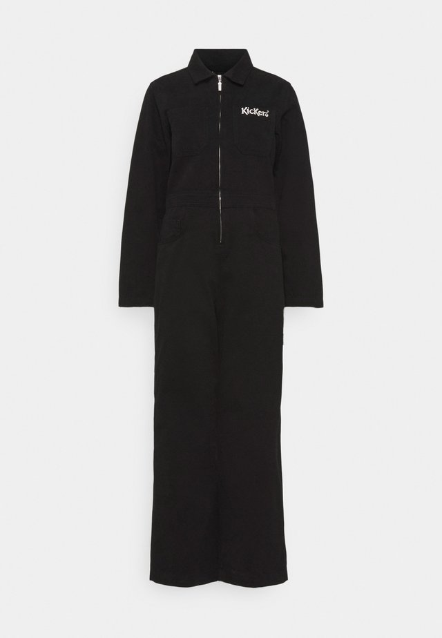 DRILL BOILERSUIT - Combinaison - black