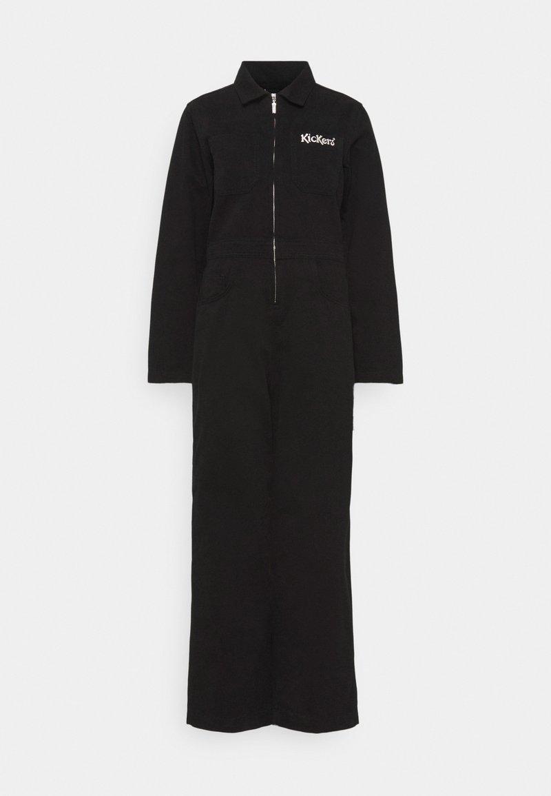 Kickers Classics - DRILL BOILERSUIT - Jumpsuit - black