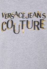 Versace Jeans Couture - Sweater - grey/gold - 5