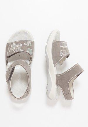 FERMI - Sandals - grey