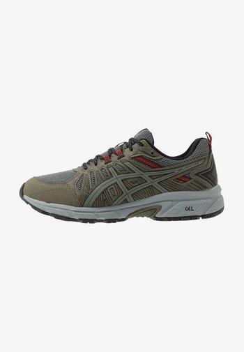 GEL-VENTURE 7 - Trail running shoes - mantle green/lichen green