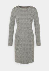Anna Field - Shift dress - mottled grey - 0