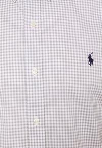 Polo Ralph Lauren - NATURAL - Shirt - grey/white - 6