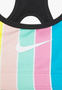Nike Performance - REVERSIBLE BRA - Sport BH - black/white - 4