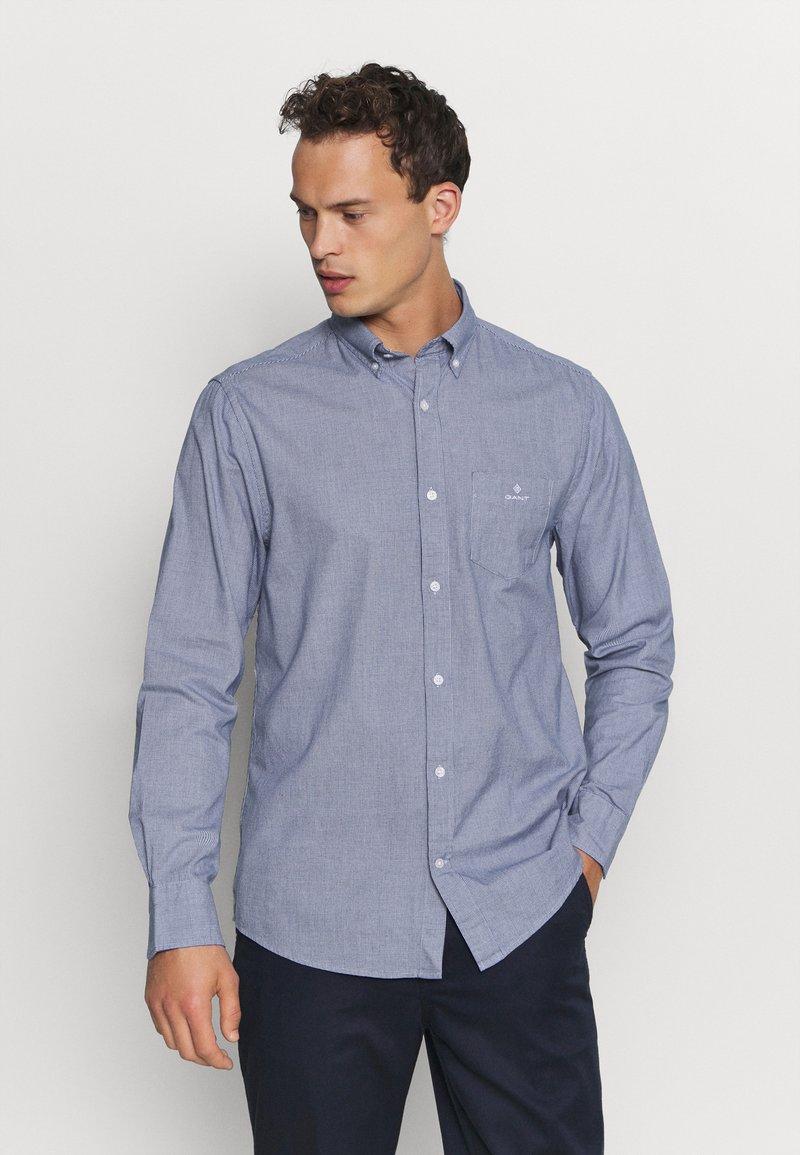 GANT - STRUCTURE REGULAR FIT - Košile - crisp blue