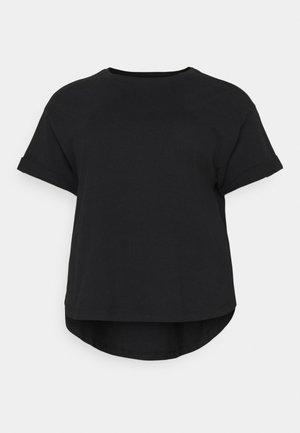 CARKAYLEE LIFE TEE - Basic T-shirt - black