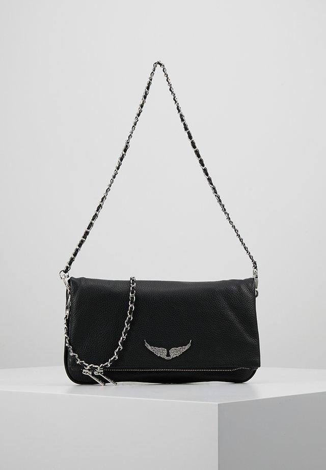 ROCK - Handtasche - noir