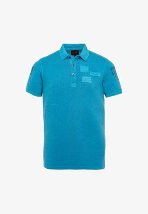 Polo shirt - blue moon