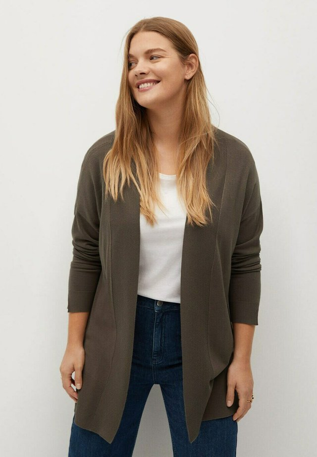 LISA - Kardigan - khaki