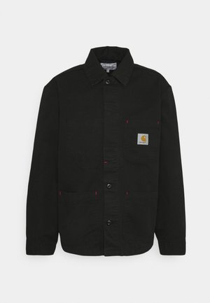 WESLEY JACKET NEWCOMB - Summer jacket - black
