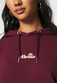 Ellesse - PESCOL - Day dress - burgundy - 5