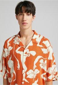 Bershka - Shirt - orange - 3