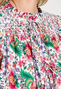 Résumé - GRADY DRESS - Shirt dress - dark coral - 4