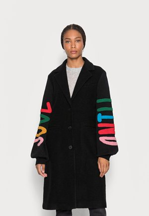 ABRIG ESTONIA - Classic coat - black