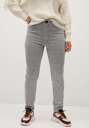 ROMA - Trousers - grey
