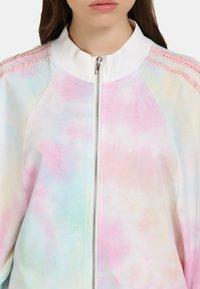 myMo - Summer jacket - pink/blue/yellow - 3