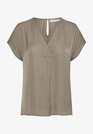 Blouse - sandy grey