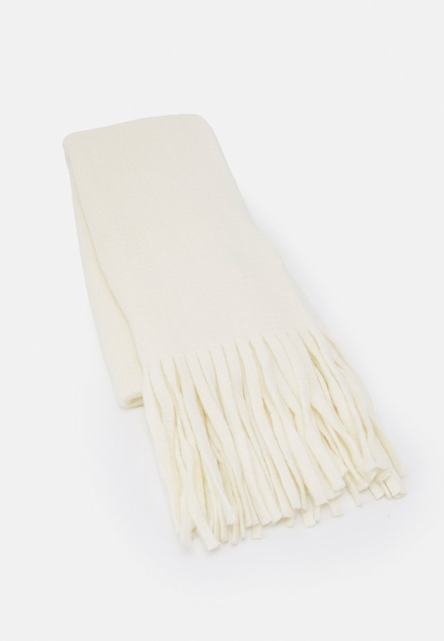 SOFT SCARF - Sjaal - cream