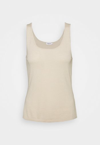 LISA - Top - soft beige