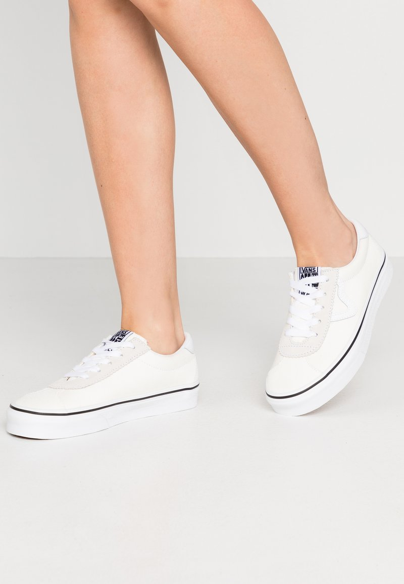 Vans - SPORT - Joggesko - white/true white