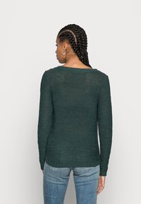 ONLY - ONLGEENA - Stickad tröja - pine grove - 2