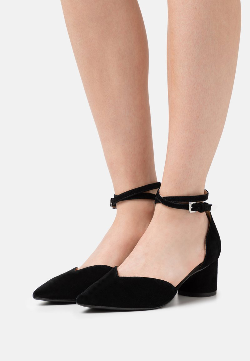 ZIGN Wide Fit - Klassiske pumps - black