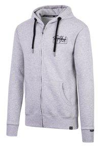 Spitzbub - VALENTIN - Zip-up sweatshirt - grau - 2