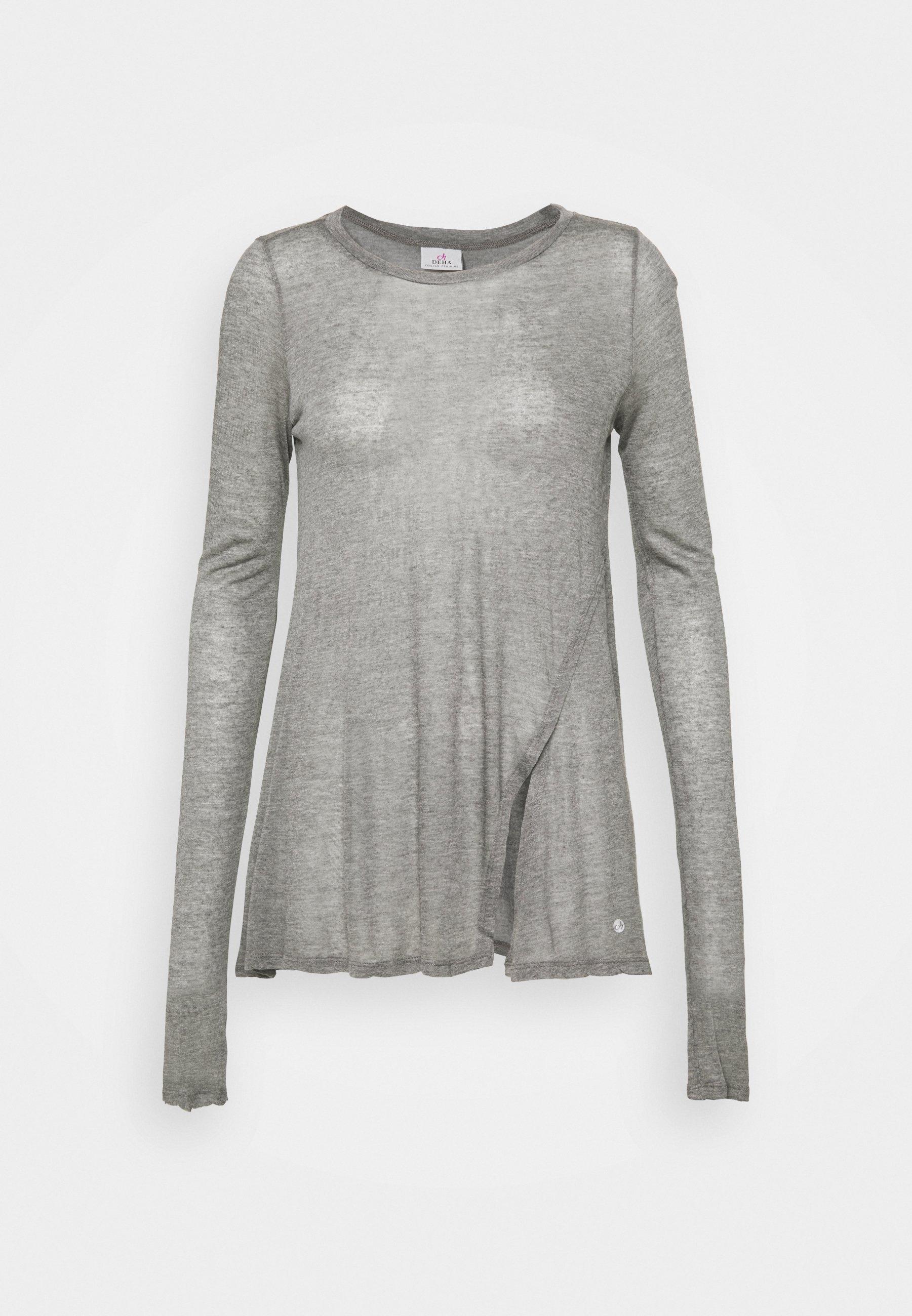 Women YOGA - Long sleeved top