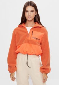 Bershka - Winter jacket - orange - 0