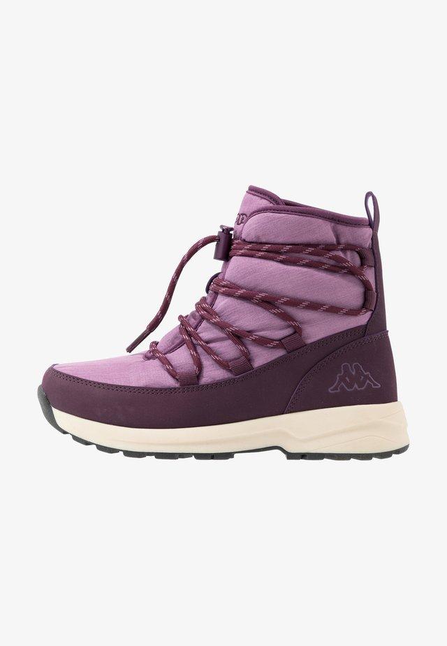 MAYEN - Zimní obuv - purple/lila