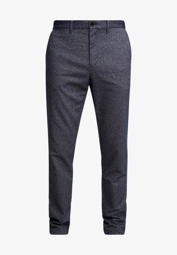 DENTON LOOK - Chino kalhoty - blue