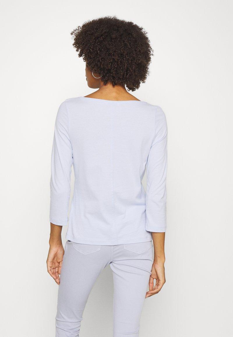 Tommy Hilfiger - T-shirt à manches longues - bliss blue