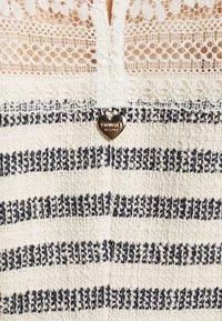 TWINSET - Day dress - stuoia avorio blu - 6