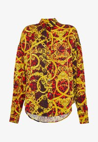 Versace Jeans Couture - LADY SHIRT - Blouse - racing red - 5