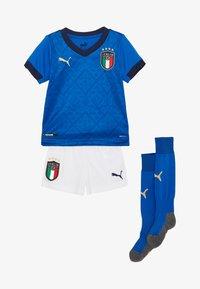 Puma - ITALIEN FIGC HOME MINIKIT SET - National team wear - team power blue/peacoat - 3