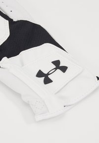 Under Armour - ISO CHILL GOLF GLOVE - Rukavice - black - 2