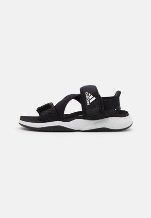 TERREX SUMRA - Walking sandals - core black/footwear white
