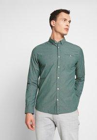 TOM TAILOR - FLOYD SMART  - Shirt - navy/blue - 0