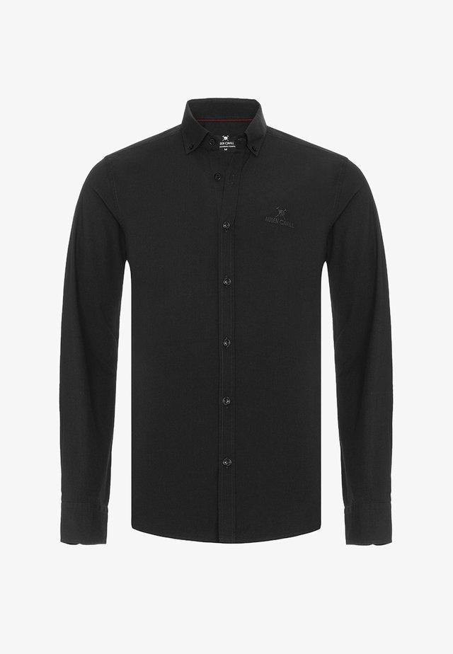 MORIES - Shirt - black