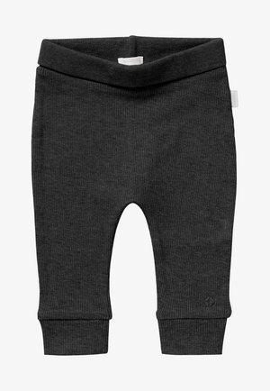 BABY COMFORT NAURAL UNISEX - Tracksuit bottoms - dark grey melange