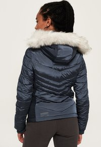 Superdry - Light jacket - blue - 1