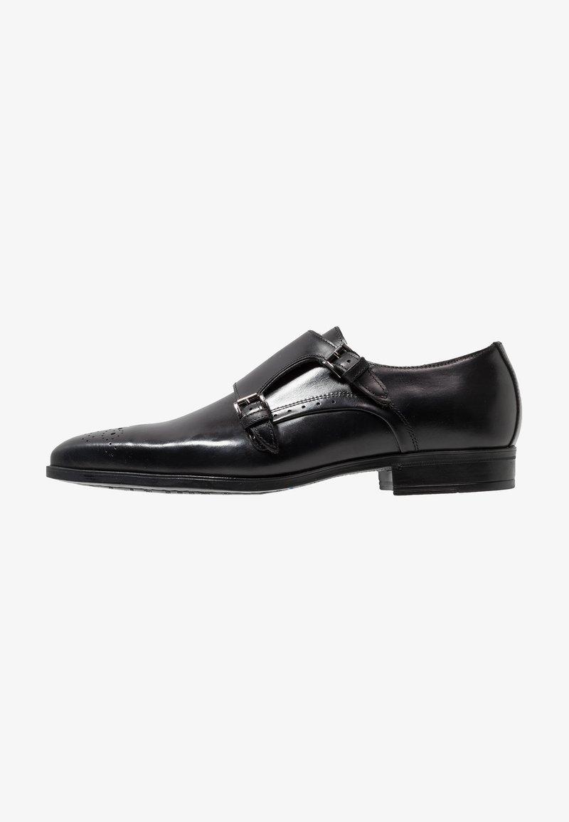 Giorgio 1958 - Elegantní nazouvací boty - black