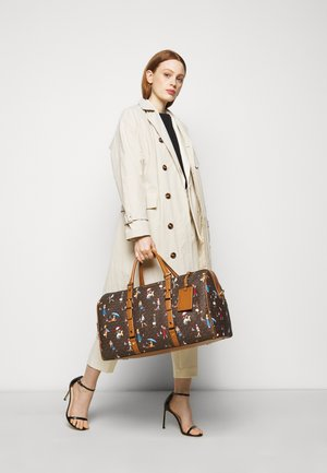 Sac week-end - brown/multi