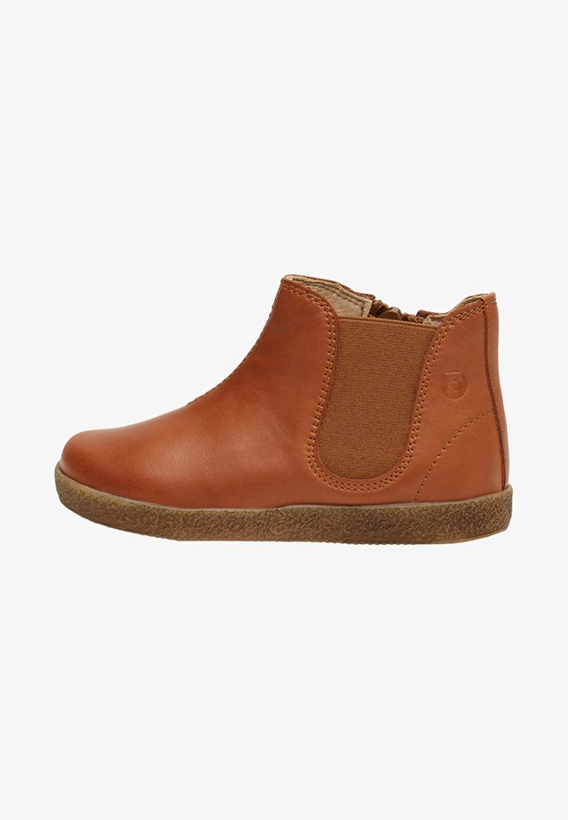 CALVIN - Classic ankle boots - beige