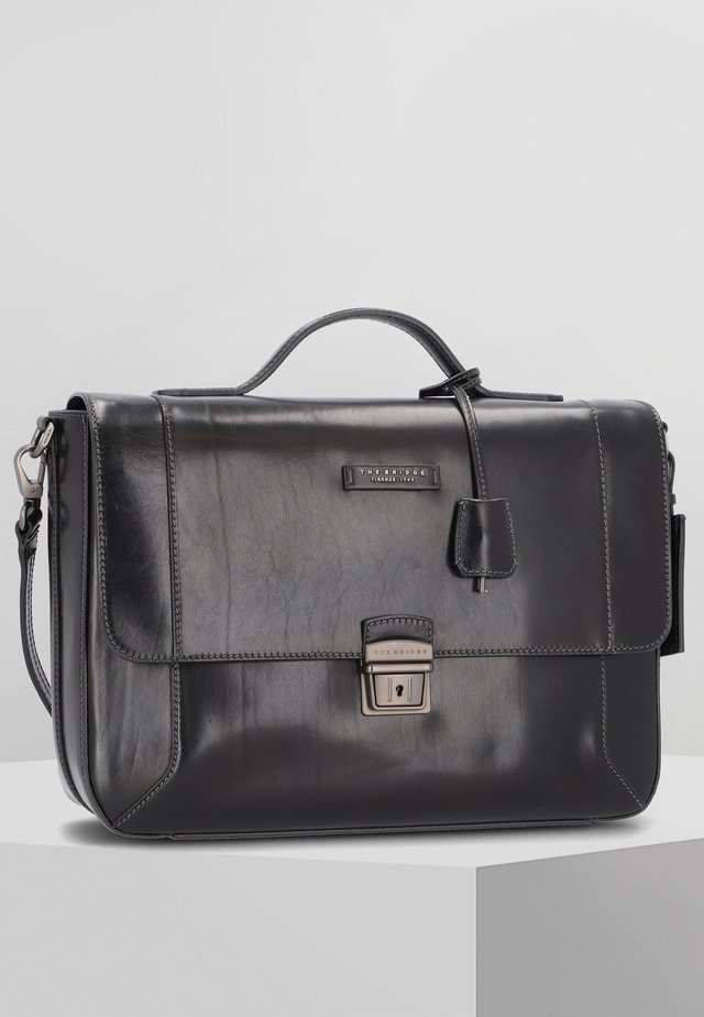 BUFALINI  - Briefcase - black